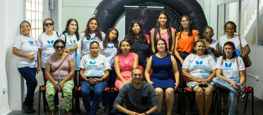 Mulheres de Visão é finalista no Prêmio Piauí de Inclusão Social