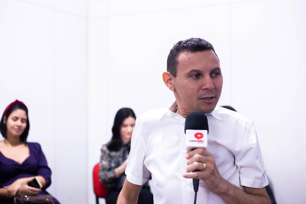 ecretário da Secretaria Estadual para Inclusão da Pessoa com Deficiência (Seid), Mauro Eduardo