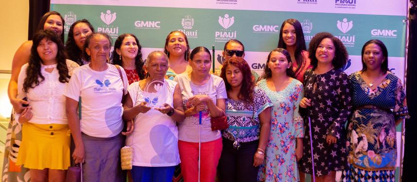 Projeto Mulheres de Visão ganha o Prêmio Piauí de Inclusão Social 2019