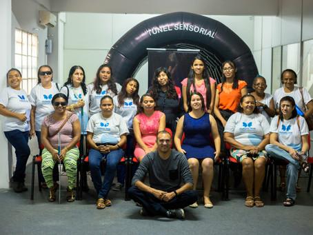 Mulheres de Visão concorre no Prêmio Piauí de Inclusão Social