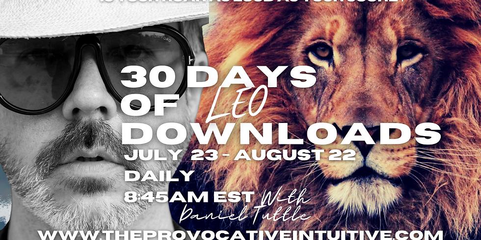 30 Days of (Leo) Downloads!