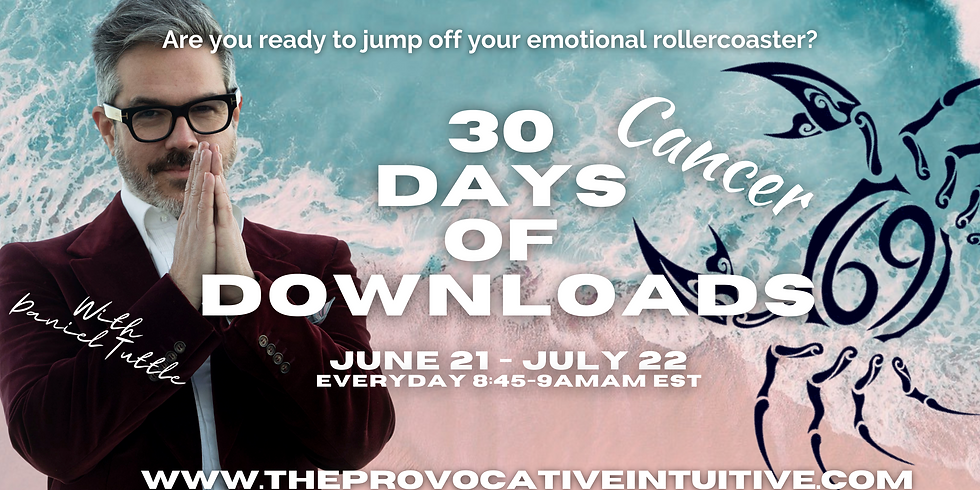 30 Days of (Cancer) Downloads!