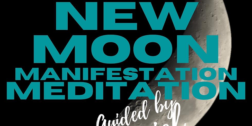 New Moon Manifestation Meditation