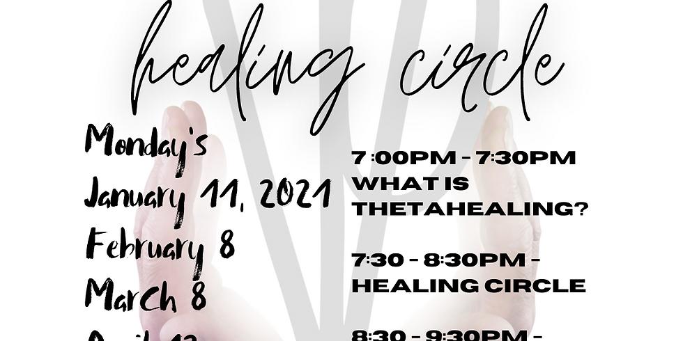 Monthly Healing Circle