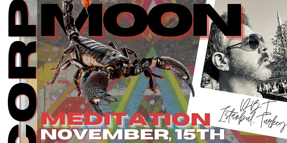 New Moon in Scorpio Manifestation Meditation!