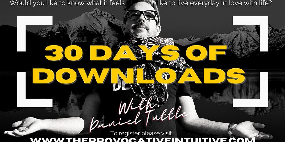 30 Days of Downloads