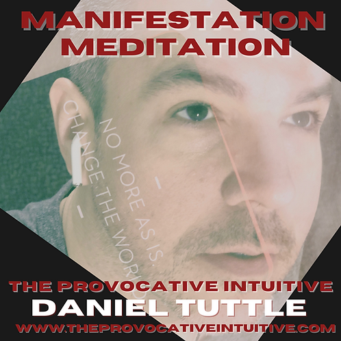 Manifestation Meditation With Daniel Tuttle