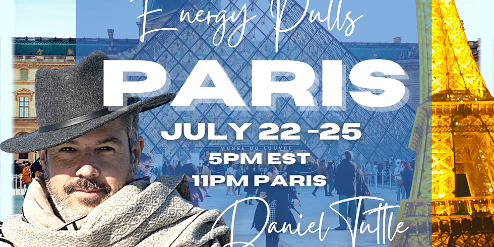 Energy Pulls from Paris!