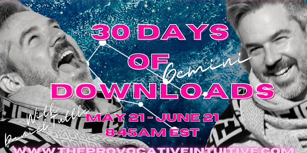 30 Days of (Gemini) Downloads!