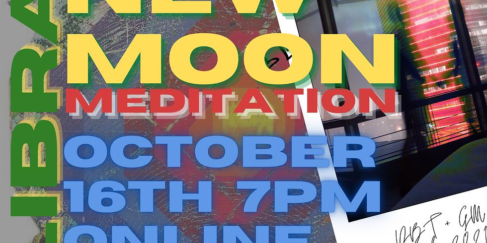 New Moon in Libra Manifestation Meditation