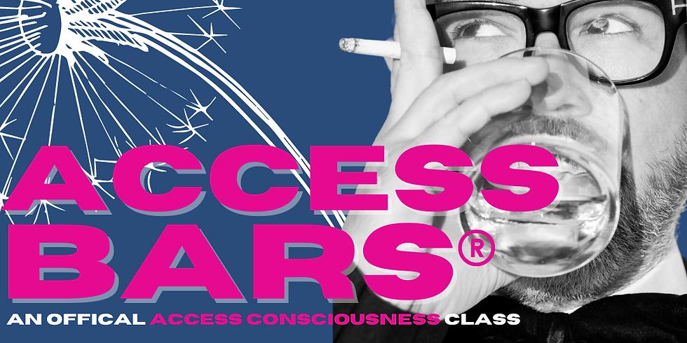 Access Bars - Mexico City