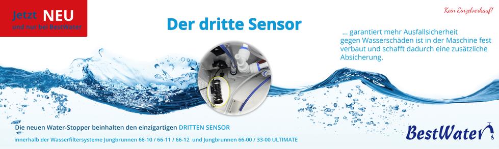 Der dritte Sensor