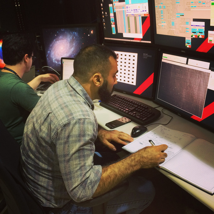 X-ray work at Argonne National Lab