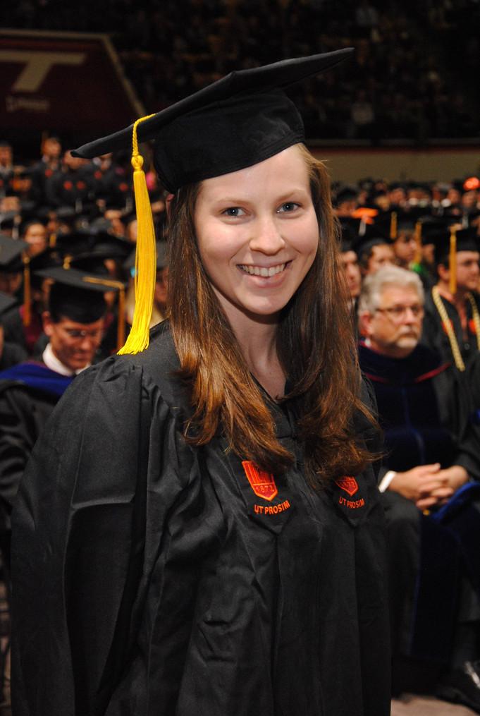 Rochelle graduates