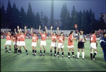 1993 浦和レッズvs 川崎ヴェルディ