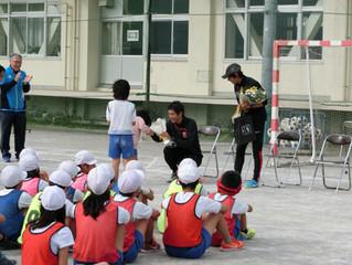 ふれあいサッカー教室@大曽根小学校