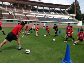 第4回浦和サッカーフェスタ 親子スポーツ教室・引退報告会 開催