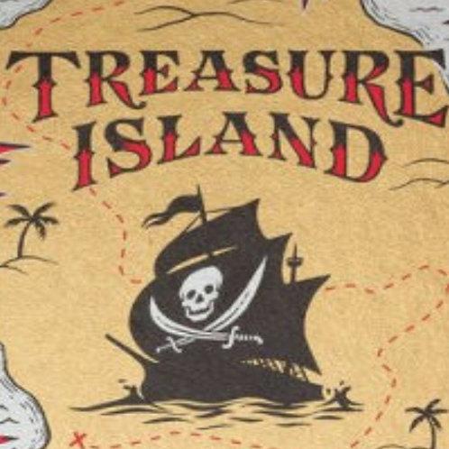 2pm Treasure Island Ticket