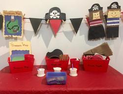 Crafts - Pirate Week