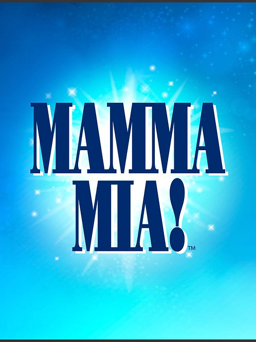 Mamma Mia Ticket