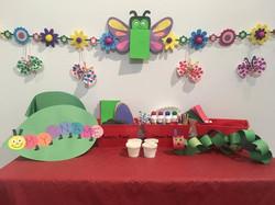 Crafts - Butterfly Caterpillar Week