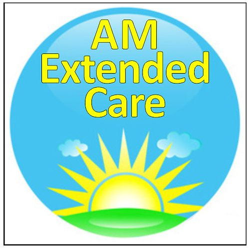 AM Extended Care (March Break)