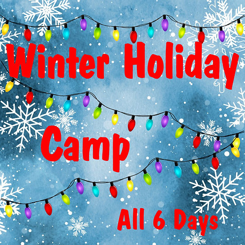 Winter Holiday Camp - All 6 Days