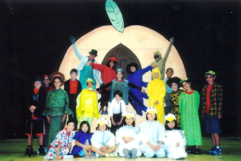 Theatre Camp Ages 8 and up