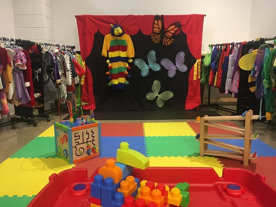 Playroom - Bug Week