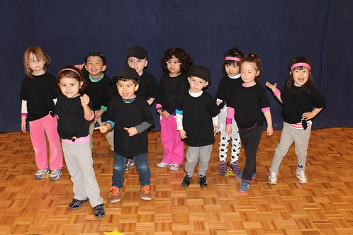 Hip Hop for Tots