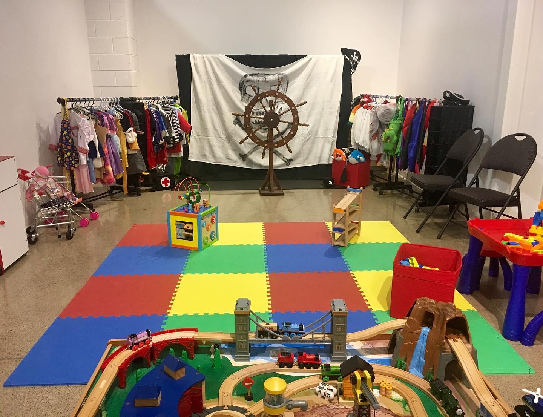Playroom - Pirate Week