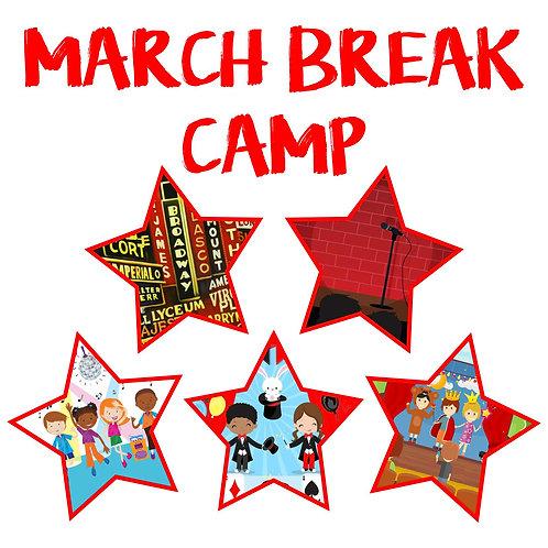 March Break - All Week!