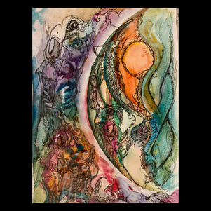 """Untitled"" | Nicolson C. |$75"