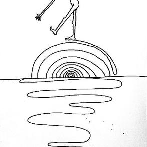 """Drawing the sunrise "" |Anna O. |$25"