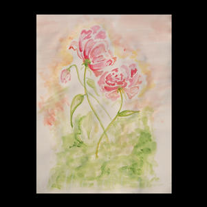 """Flowers"" | Lana B. | $65"