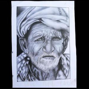 """Elderly Man"" | Jackson C. | $65"
