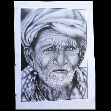 """""""Elderly Man"""""""