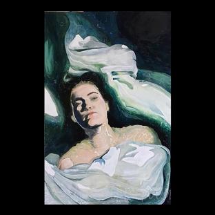 """Enthralling Contemporary Life""   Elizabeth M.  $454"