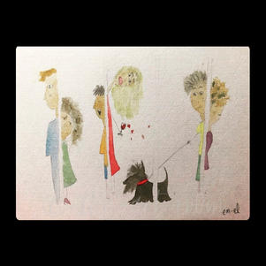 """""""Social distancing"""" 