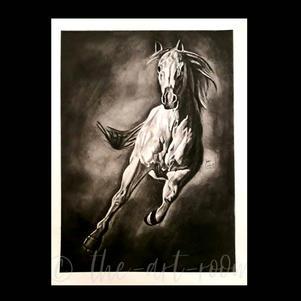 """Horse"" | Samy K. | $120"