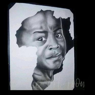 """African Child"""
