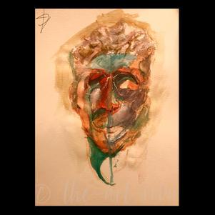 """Personal Portrait"" | Nicolson C. | SOLD"