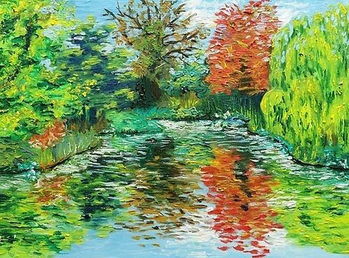 Pond Series 1,2,3.  Priced per piece