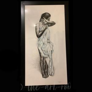 """Sheet of Comfort"" | Rebecca E. | $185"