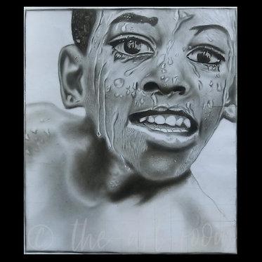 Happy Black Child