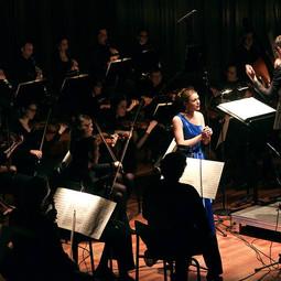 Master Eindexamen in Muziekgebouw Eindhoven, Symphonie nr.3 - Gorecki