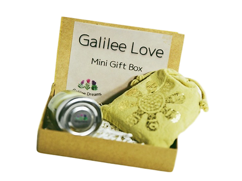 Galilee Love (blossom) mini gift box