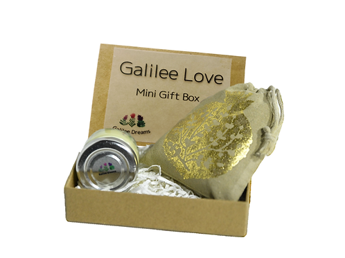 Galilee Love (abundance) mini gift box