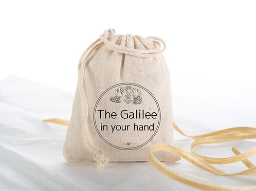 The Galilee in your hand - brings you the Galilee in a second