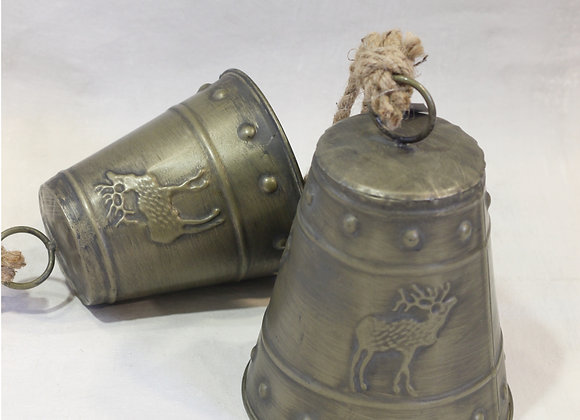 Metal Cow Bell